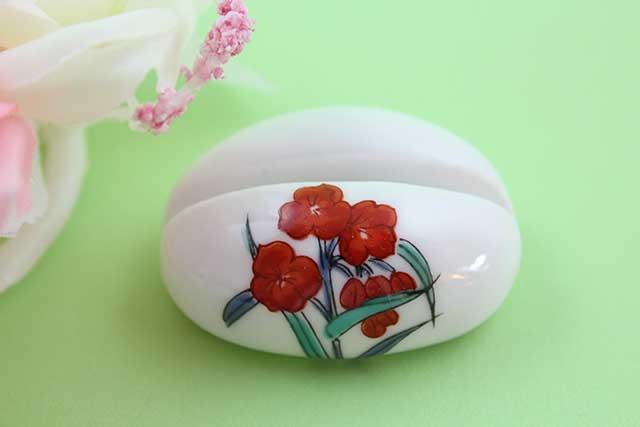 やきもの 焼き物 陶磁器 アクセサリー 小物雑貨 有田焼カード・写真立て つゆ草