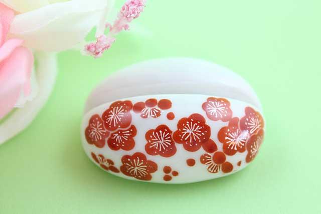 やきもの 焼き物 陶磁器 アクセサリー 小物雑貨 有田焼カード・写真立て 梅