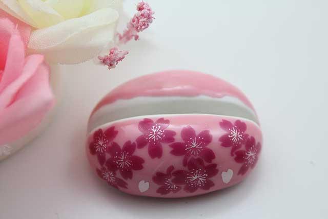 やきもの 焼き物 陶磁器 アクセサリー 小物雑貨 有田焼カード・写真立て ピンク桜