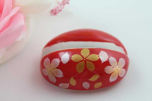 やきもの 焼き物 陶磁器 アクセサリー 小物雑貨 有田焼カード・写真立て 赤桜吹雪