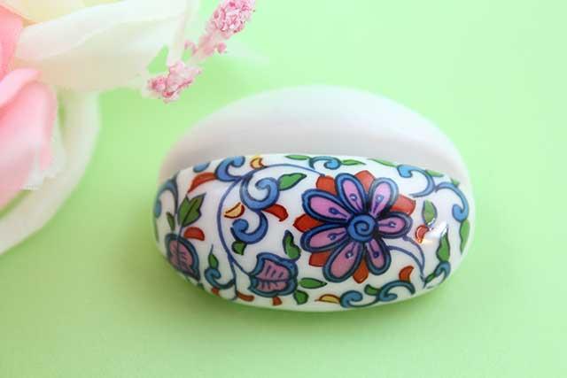 やきもの 焼き物 陶磁器 アクセサリー 小物雑貨 有田焼カード・写真立て 花唐草