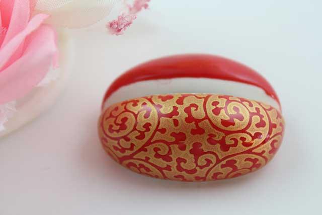 やきもの 焼き物 陶磁器 アクセサリー 小物雑貨 有田焼カード・写真立て 赤金唐草