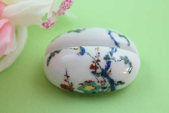 やきもの 焼き物 陶磁器 アクセサリー 小物雑貨 有田焼カード・写真立て 松竹梅