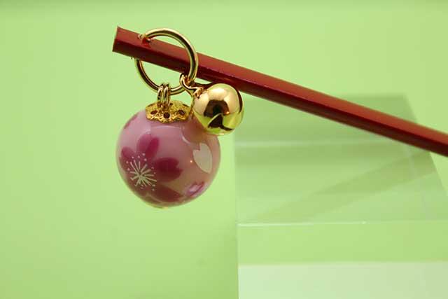 有田焼耳かき ピンク桜