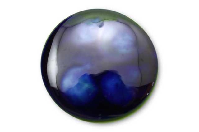 やきもの 焼き物 陶磁器 アクセサリー 小物雑貨 有田焼ゴルフマーカー(クリップ式) るりブルー