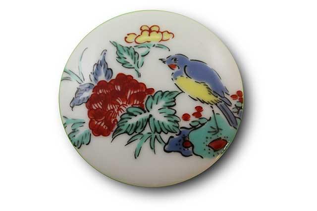 やきもの 焼き物 陶磁器 アクセサリー 小物雑貨 有田焼マグネット 花鳥