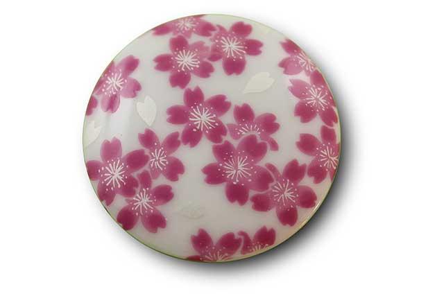 やきもの 焼き物 陶磁器 アクセサリー 小物雑貨 有田焼マグネット 桜