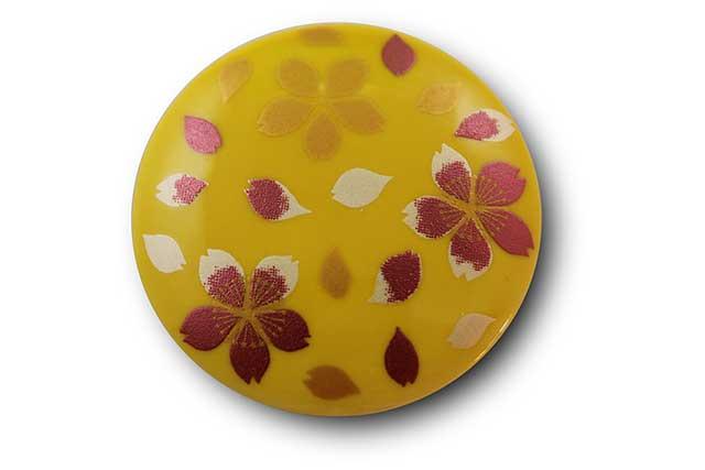 やきもの 焼き物 陶磁器 アクセサリー 小物雑貨 有田焼マグネット 黄桜吹雪