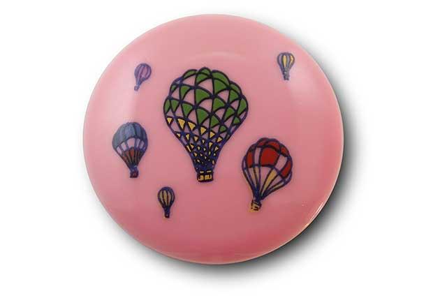 やきもの 焼き物 陶磁器 アクセサリー 小物雑貨 有田焼マグネット ピンクバルーン