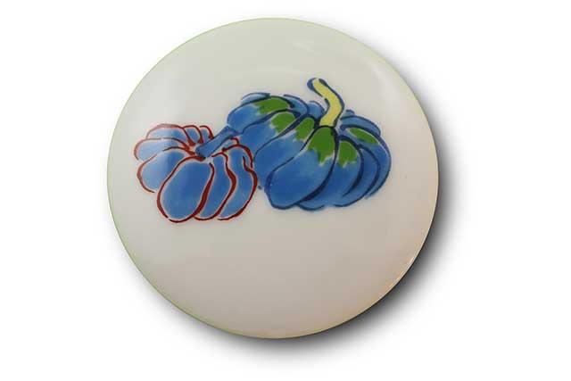 やきもの 焼き物 陶磁器 アクセサリー 小物雑貨 有田焼マグネット かぼちゃ