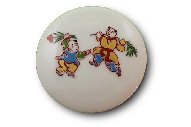 やきもの 焼き物 陶磁器 アクセサリー 小物雑貨 有田焼マグネット 唐子