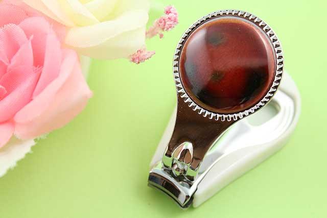 やきもの 焼き物 陶磁器 アクセサリー 小物雑貨 有田焼爪切り 赤あずき
